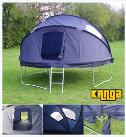 Kids Outdoor Trampoline Camping Tents